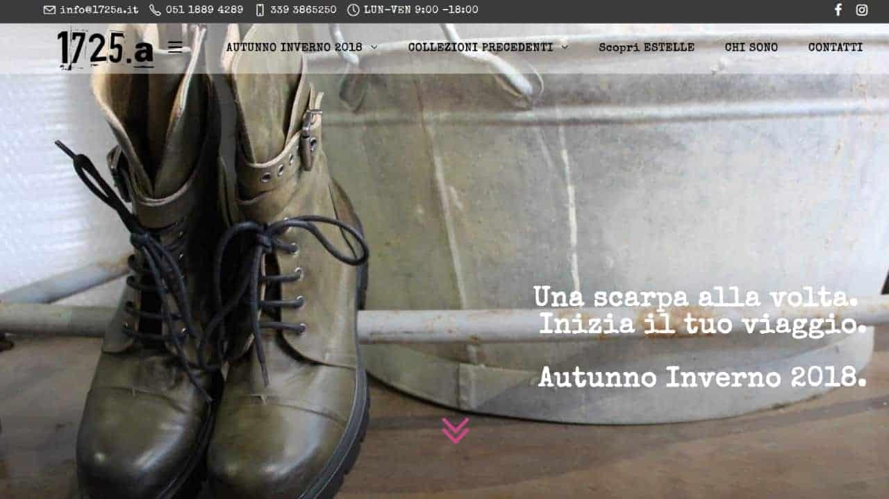 1725a.it - sito web realizzato da sfumaturedigitali.com