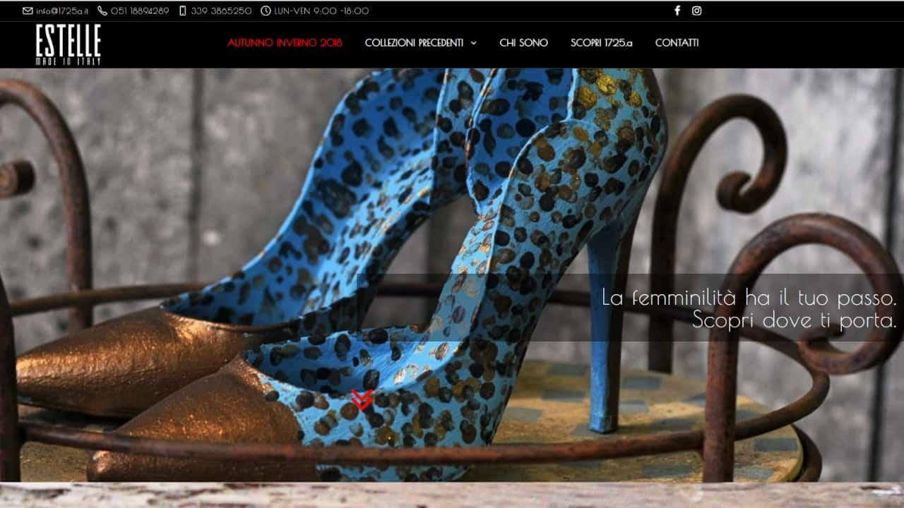 Estelle - sito web realizzato da sfumaturedigitali.com