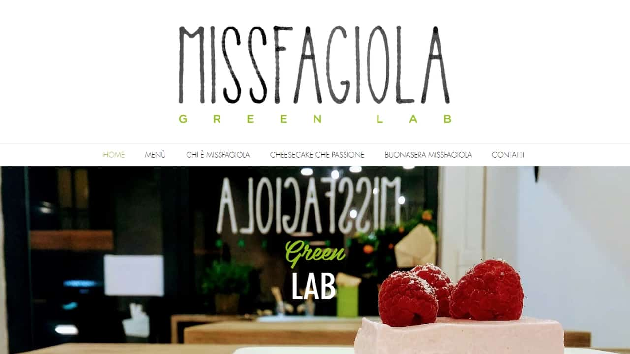 Missfagiola - restyling a cura di sfumaturedigitali.com