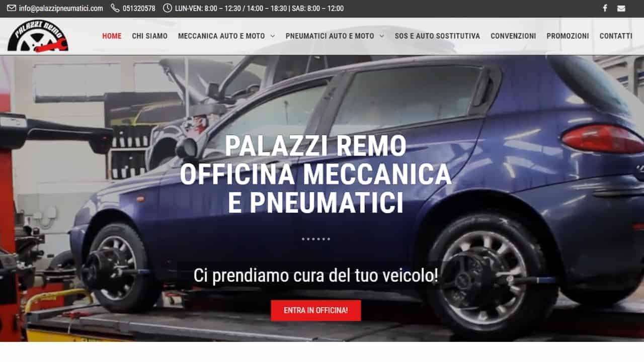 Palazzi Remo - sito web realizzato da sfumaturedigitali.com